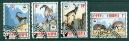 Ethiopia 1990 WWF Walia Ibex FU - Ethiopia