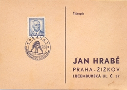 Greek Roman Fight Praha 1947    (SET180029) - Lotta