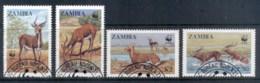 Zambia 1987 WWF Black Lechwe FU - Venda