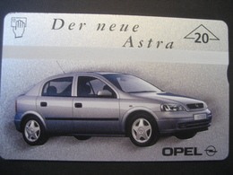 """TK Österreich- F-Serie Ungebraucht """"Opel"""" - Austria"""