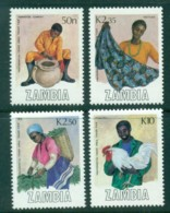 Zambia 1988 Trade Fair MUH - Zambia (1965-...)