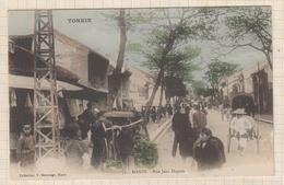 8AK2875 TONKIN-HANOÏ RUE JEAN DUPUIS-Colorisée-Précurseur 2 SCANS - Viêt-Nam