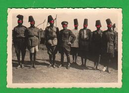 AOI 1937 Askari Ascari E Maresciallo Regio Esercito - Guerre, Militaire