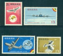 Ghana 1958 Ghana Airways MLH Lot34802 - Ghana (1957-...)