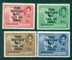 Ghana 1959 Pictorials ASST (13) MH Lot27556 - Ghana (1957-...)