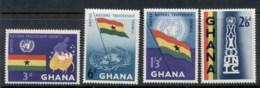 Ghana 1959 UN Trusteeship Council MUH - Ghana (1957-...)