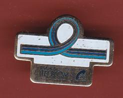 53766- Pin's .telephone.telecom.Francetelecom. - France Telecom