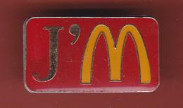 53792- Pin's -M'cdonalds.. - McDonald's