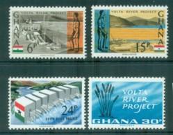 Ghana 1966 Volta River Project MUH Lot81544 - Ghana (1957-...)