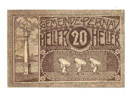 1920 - Austria - Pernau Notgeld N69, - Austria