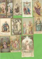 LOT DE 20 Images Pieuses - Toutes Avant 1940 - Devotion Images