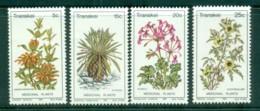 Transkei 1981 Medicinal Plants MUH - Transkei
