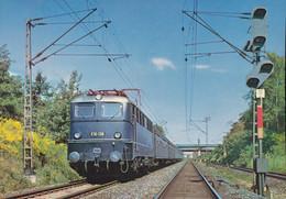 Der Sichere Weg - Trenes