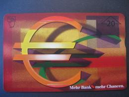 """TK Österreich- F-Serie Ungebraucht """"Bank Austria"""" - Austria"""