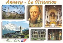 74 ANNECY / MONASTERE DE LA VISITATION / PORTRAIT SAINT FRANCOIS DE SALES / MULTIVUES - Annecy