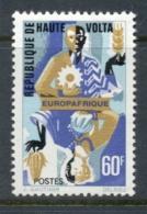 Upper Volta 1967 Europafrica MUH - Upper Volta (1958-1984)