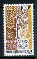 Upper Volta 1969 Europafrica MUH - Upper Volta (1958-1984)