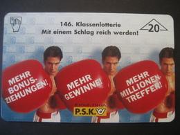 """TK Österreich- F-Serie Ungebraucht """"Klassenlotterie"""" - Austria"""