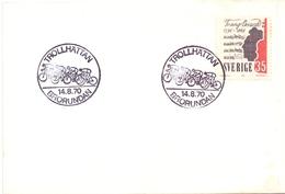 SVERIGE BRORUNDAN TROLLHATTAN 1970  (SET180035) - Ciclismo