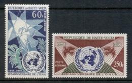 Upper Volta 1970 UN 25th Anniv. MUH - Upper Volta (1958-1984)