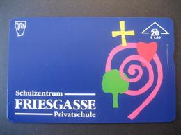 """TK Österreich- F-Serie Ungebraucht """"Schulzentrum Friesgasse"""" - Austria"""