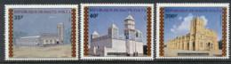 Upper Volta 1973 Churches & Mosques MUH - Upper Volta (1958-1984)