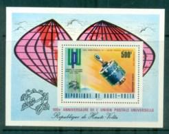 Upper Volta 1974 Centenary Of UPU MS MUH Lot76333 - Upper Volta (1958-1984)