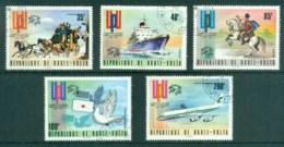 Upper Volta 1974 UPU Centenary CTO - Upper Volta (1958-1984)