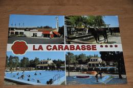 4267-   Vias-sur-Mer - Camping - Caravaning - La Carabasse - France