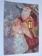 Pere Noel   Ange 1993 - Kerstmis
