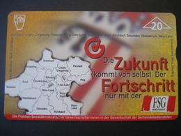"""TK Österreich- F-Serie Ungebraucht """"FSG"""" - Austria"""