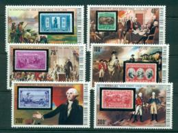 Upper Volta 1975 USA Bicentennial MUH Lot38401 - Upper Volta (1958-1984)