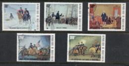 Upper Volta 1976 American Bicentenary CTO - Upper Volta (1958-1984)