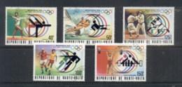 Upper Volta 1976 Summer Olympics Montreal CTO - Upper Volta (1958-1984)