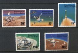 Upper Volta 1976 Viking Mars Space Project CTO - Upper Volta (1958-1984)