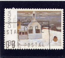 CANADA 1984, # 1018, CANADA DAY:  YUKON TERRITORIES USED - 1952-.... Règne D'Elizabeth II