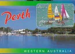 Postcard Perth Western Australia My Ref  B23082 - Perth