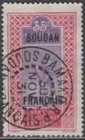 Soudan Français 1920-1944 - Bamako RP Sur N° 29 (YT) N° 29 (AM). Oblitération De 1931. - Soudan (1894-1902)
