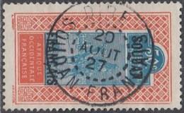 Soudan Français 1920-1944 - Dire Sur N° 40 (YT) N° 51 (AM). Oblitération De 1927. - Sudan (1894-1902)