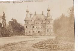 PHOTO ,,,,BELGIQUE,,,CRUYSHAUTEN ,,, CHATEAU De KASTEEL VAN,,,G. PIERRE  De RAVESCHOOT   ,  Au 26 -12-1918,,,TBE - Lieux