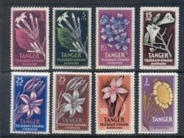 Tangier 1946 Telegralp Flowers MUH - Grande-Bretagne (ex-colonies & Protectorats)