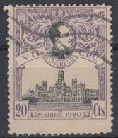ESPAÑA 1920 Nº 302 USADO - 1889-1931 Kingdom: Alphonse XIII