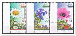 Israël 2015, Postfris MNH, Flowers - Israël