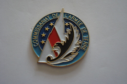 20180919-2032 ALSACE STRASBOURG « COMMISSARIAT DE L'ARMEE DE TERRE » - Army