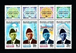 Pakistán  Nº Yvert  407/14  En Nuevo - Pakistan