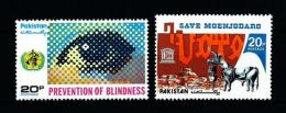 Pakistán  Nº Yvert  403/4  En Nuevo - Pakistan