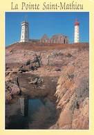 [56] Morbihan (Pays D'Iroise) PLOUGONVELIN La Pointe Saint Mathieu ( Phare Lighthouse)* PRIX FIXE - France