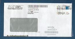 BRD - Privatpost - Umschlag - Allgäu Mail / Arriva - Marke: Memmingen 2010 / Stempel - Privatpost