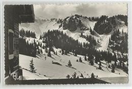 74 Haute Savoie Vues De Chatel Ed D'art Bl Lagnieu Ain N 5874 - Châtel