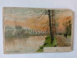 Vieille Carte Postale Du Parc De Tervueren ..... OL8 . - Tervuren